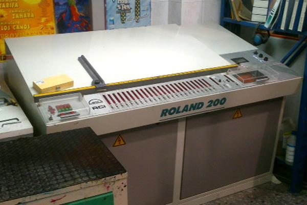дистанционный пульт управления RCI для печатных машин Roland 200 серии OB
