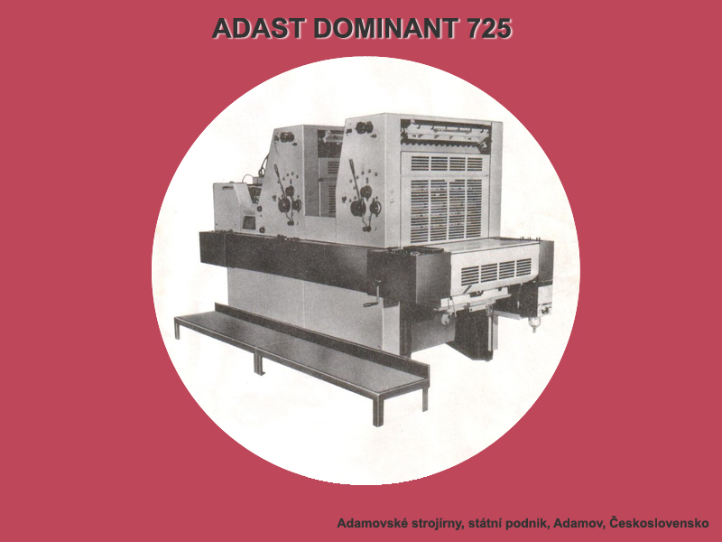 Adast Dominant 725P, первая поставка