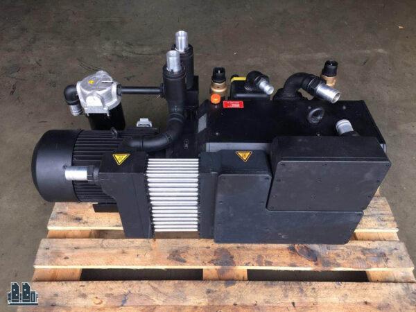 compressor Elmo Rietschle KLR 110 DVDV (2008)