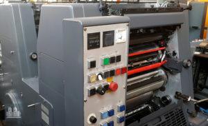 offset press Heidelberg GTO ZP 52 (1992)