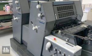 Heidelberg Printmaster GTO 52-2 NP