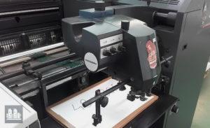 gebrauchte Druckmaschine Heidelberg PM 52-2 jahr 2007