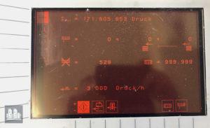 ماكنية طباعة 4 لون مقاس نصف الفرخ Heidelberg SM 74-4 (1997)