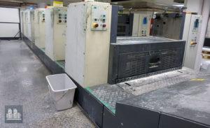 آلة الطباعة MAN Roland 505 OB LV (2005)
