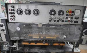 machine d'impression offset Johannisberg Miller TP74-2c (année 1983)