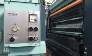 ऑफसेट प्रिंटिंग मशीन Planeta Varimat V47-2 निर्माण का वर्ष 1991