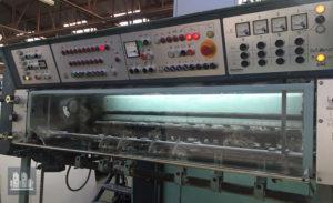máquina de impresión Planeta V47-2 (áno 1991)