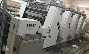 used offset press Adast Dominant 846 (age 2000)