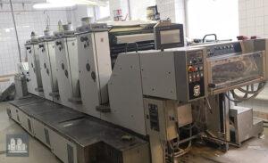Adast Dominant 846 آفسیٹ پرنٹنگ مشین 2000 کی رہائی