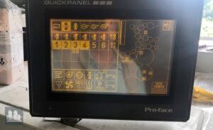 آلة الأوفست المستخدمة 4 ألوان Adast Dominant 846, 2000