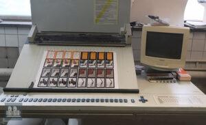 máquina de impresión Adast Dominant AD-846 (áno 2000)