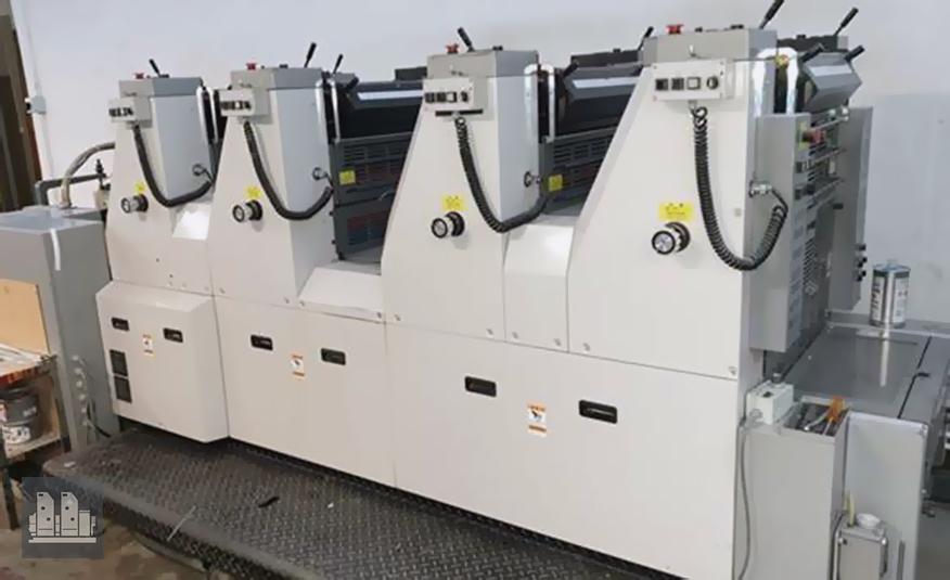 продажа печатной машины Hamada B452A (2007 год)