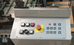 used printing machine Hamada B452A, age 2007