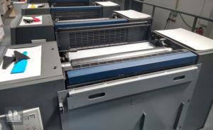 เครื่องพิมพ์มือสอง Heidelberg CD 74-5P-LX-C (อายุปี 2004)