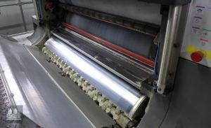 印刷機 Heidelberg CX 102-5+LX 製造年 (2012)