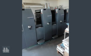 胶印机 Heidelberg Printmaster PM 52-4 (2006)