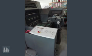 ऑफसेट प्रिंटिंग मशीन Heidelberg Printmaster PM 52-4 (2006)
