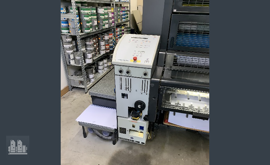 Heidelberg PM 52-4P plus (2006 год)