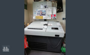 máquina de impresión Heidelberg Printmaster 52-4-P Plus (ano 2006)