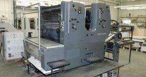 листовые офсетные машины Heidelberg S-offset