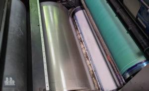 máquina offset de impressão Heidelberg SM 74-10-P (ano 2005)