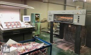 used printing machine Heidelberg SM 102-8P (age 2000)