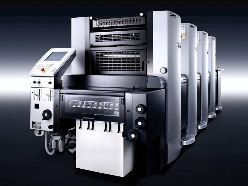 описание и технические характеристики Heidelberg серии Speedmaster 52