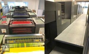 used printing machine Heidelberg Speedmaster XL 75-4+L (2014)