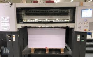 Gebrauchte Offsetdruckmaschine Heidelberg Speedmaster XL 105-8P (Alter 2011)