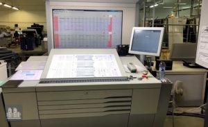 二手胶印机海德堡速霸XL 105-8P(年龄2011)