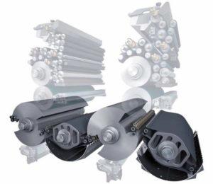 высокоточная система проводки листа Speedmaster XL 105