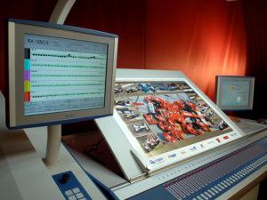 пульт управления KBA ErgoTronic с расширениями
