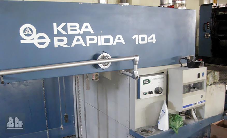 KBA Rapida 104-5 (1993 год)