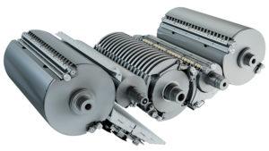 принцип построения устройства переворота KBA Rapida 105