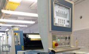 筱原 KBA Rapida 66-4 型胶印机 2011