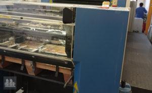máquina offset de impressão KBA Rapida 66-4 (ano 2011)