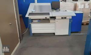 ماكينة الطباعة 5 لون مقاس KBA Rapida 74-5 PWHA CX (2002)