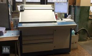 ماكينة طباعة 5 لون مقاس نصف الفرخ KBA Rapida 75-5 CX (2013)