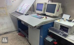 4+лак друкарська машина KBA Rapida Ra74-4+LX (2001 рік)