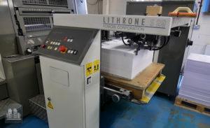 друкарська машина KOMORI LS-529 (2009 рік)