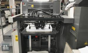 máquina de impressão Komori Spica 429 (ano 2005)