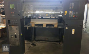 macchina da stampa offset a 4 colori usata MAN Roland 704 HiPrint