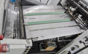 ماكنية طباعة 6 لون مقاس نصف الفرخ MAN Roland 706 LV (2001)