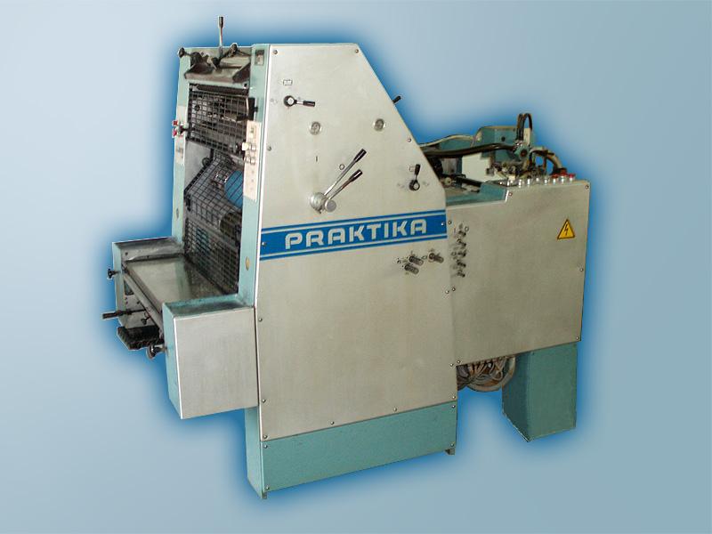 печатная машина Roland Practica PR 01