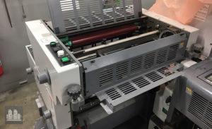 machine offset d'occasion Ryobi 522HXX année 2000