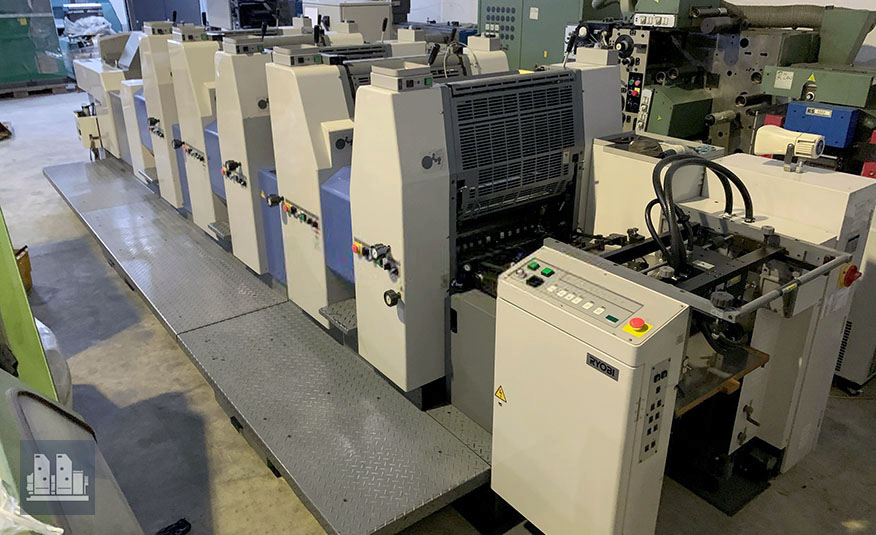 Ryobi 525 HXX (2001 год)