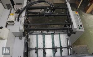 máquina offset de impressão Ryobi 784E (ano 2005)
