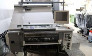ऑफसेट प्रिंटिंग मशीन Ryobi 784E (उत्पादन का वर्ष 2005)