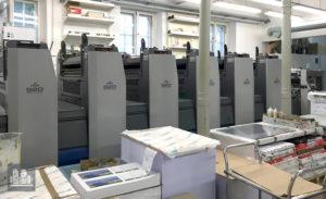 gebruikte grafische machines Ryobi 925-D (2011 jahr)