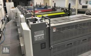 máquina de impressão RMGT Ryobi 925-D (age 2011)